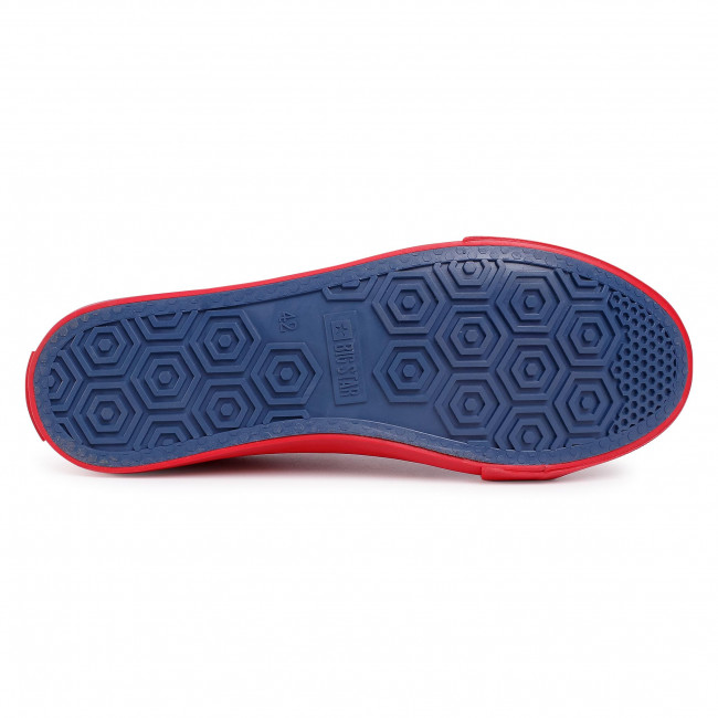 Tennis BIG STAR - GG174030 Red - Baskets - Chaussures basses - Homme ndcovvWl