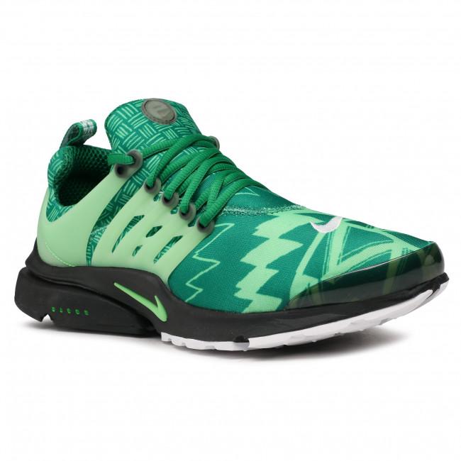 Chaussures NIKE - Air Presto CJ1229 300 Pine Green/Green Strike/Black