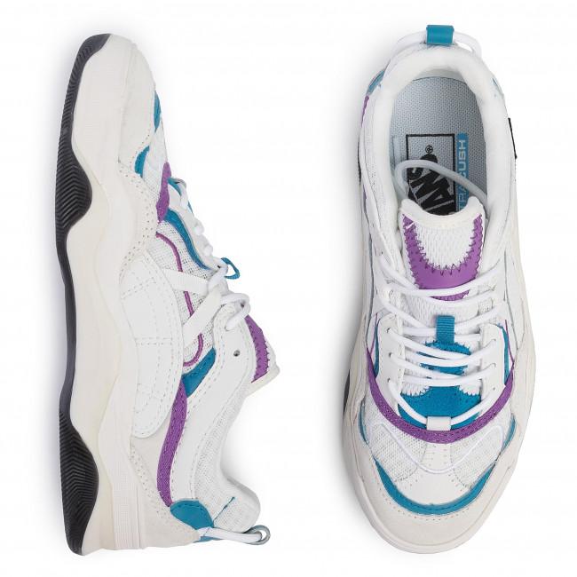 Sneakers VANS - Varix Wc VN0A3WLNTYV1 (Windbreakr) Blcdblctkshtl - Sneakers - Chaussures basses - Femme d4Epl6Ag