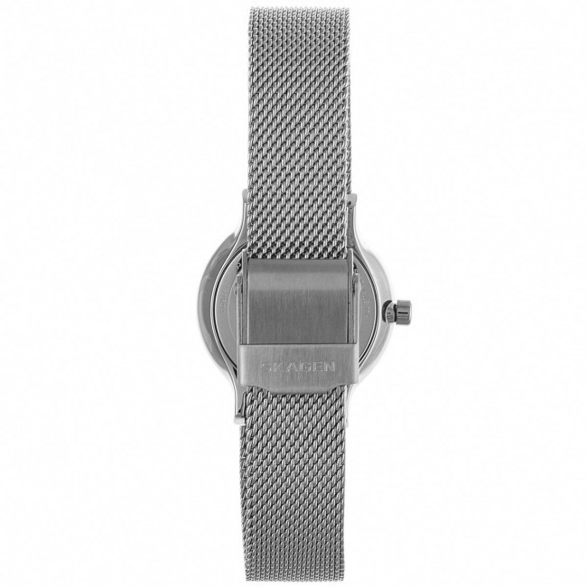 Montre SKAGEN - Freja SKW2715 Silver/Silver - Femme - Montres - Accessoires cUupHayY