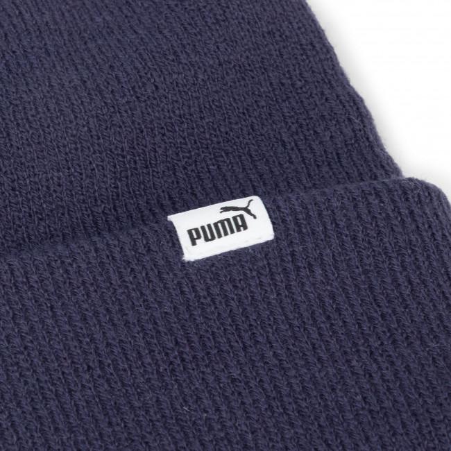 Bonnet PUMA - Mid Fit Beanie 021708 02 Peacoat - Femme - Bonnets & Casquettes - Textiles - Accessoires Tu0irp7S