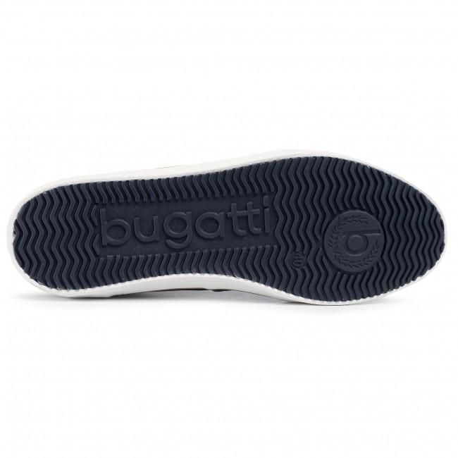 Tennis BUGATTI - 321-50204-6900-4100 Navy - Baskets - Chaussures basses - Homme 9Mv3DycB