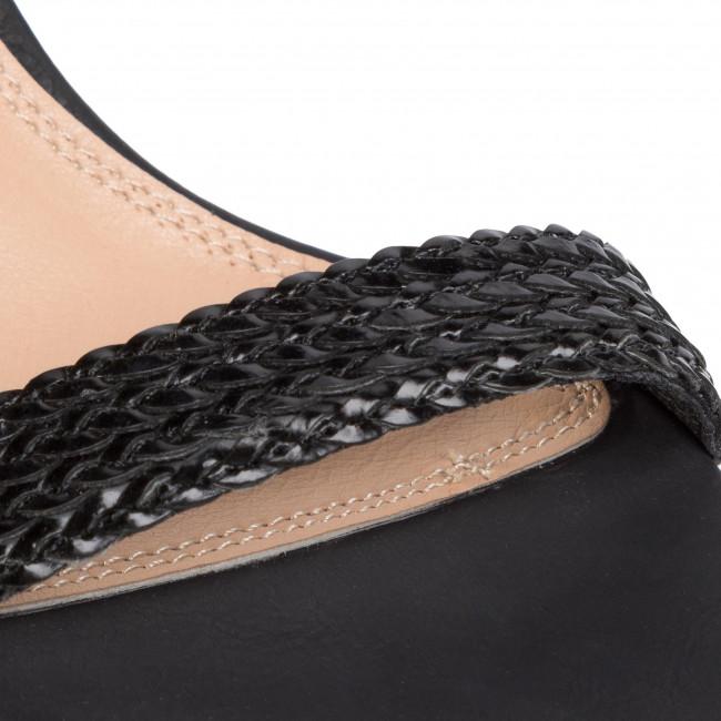 Sandales DEEZEE - WYL2206-2 Black - Sandales décontractées - Sandales - Mules et sandales - Femme xwWSP6Zs