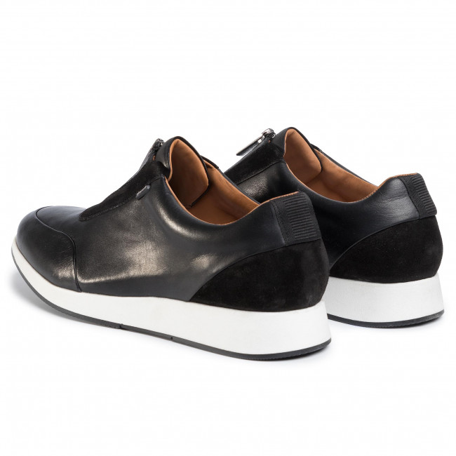 Chaussures basses GINO ROSSI - MI08-C726-733-02 Black - Détente - Chaussures basses - Homme nQhuoiic