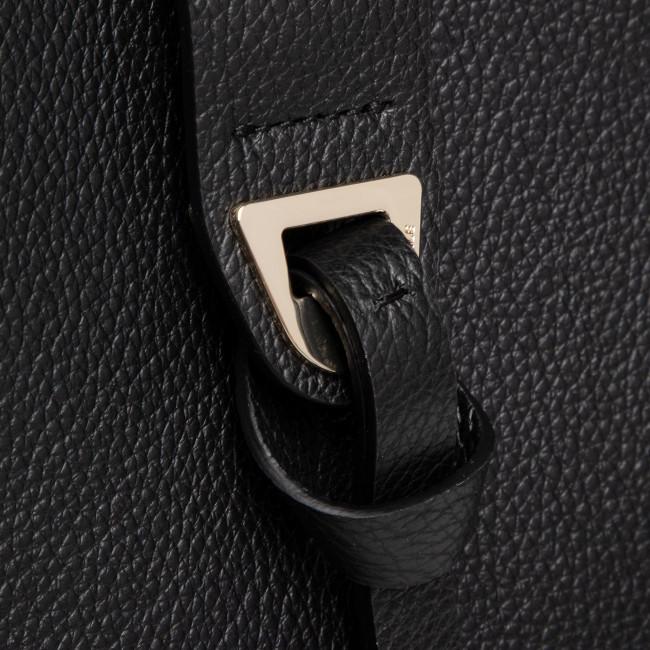 Sac à main COCCINELLE - F55 Alba E1 F55 11 01 01 Noir 001 - Classiques - Sacs 7McSm8yN