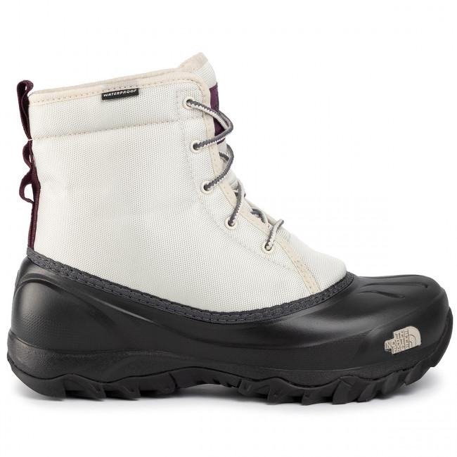 Stivali da neve THE NORTH FACE Tsumoru Boot T93MKTGSW Bone WhiteTnf Black