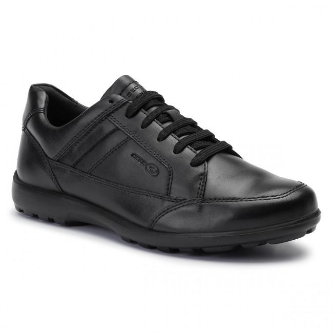Sneakers GEOX U Romaryc B Nappa U945EB 00085 C9999 Black